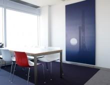 shell asset management company – interieur