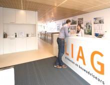 LIAG – ontwerp interieur