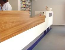 apotheek deli bergema – renovatie & interieur