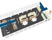 interstat – interieur open werkruimte