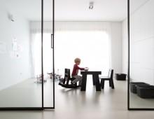 woonhuis delft – uitbreiding en interieur