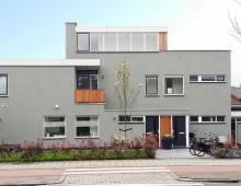 woonhuis delft – renovatie en splitsing