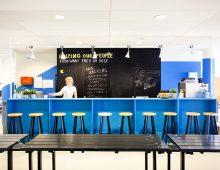 KLM digital studio 2 – interieur